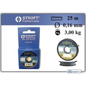 Леска STROFT GTM 25 - 0.16