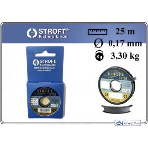 Леска STROFT GTM 25 - 0.17