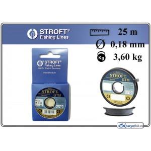 Леска STROFT GTM 25 - 0.18