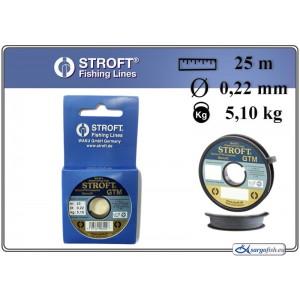 Леска STROFT GTM 25 - 0.22