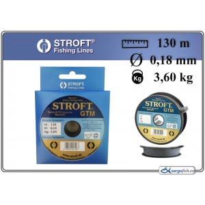 Леска STROFT GTM 130 - 0.18