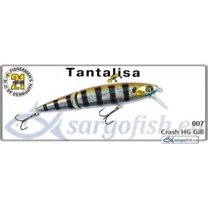 Воблер PONTOON 21 Tantalisa SR 100 JSP - 007