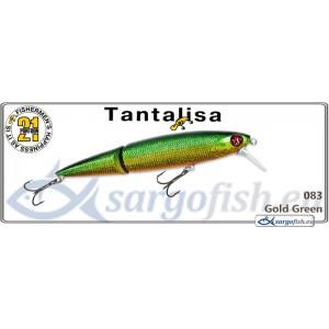 Воблер PONTOON 21 Tantalisa SR 100 JSP - 083