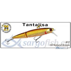 Воблер PONTOON 21 Tantalisa SR 100 JSP - 417