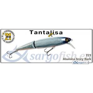Воблер PONTOON 21 Tantalisa SR 100 JSP - 721