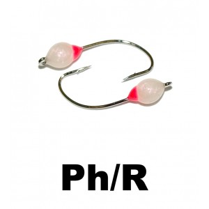 Мормышка MU Silver - 8 (PhR)