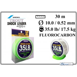 Леска VARIVAS SHOCK Leader 30 - 35