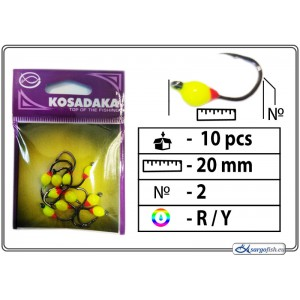 Мормышка K BN - 2 (RY)