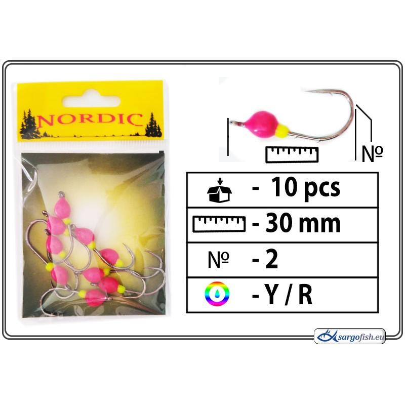 Мормышка N BN - 2 (YR)