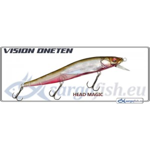 Воблер MEGABASS Oneten VISION 110SP - Heat Magic