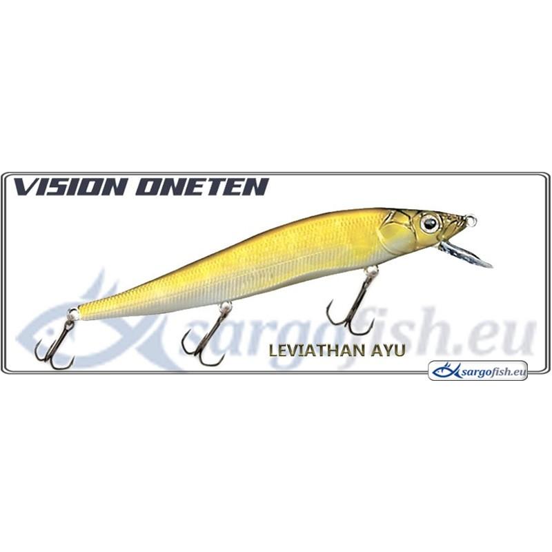 Воблер MEGABASS Oneten VISION 110SP - Leviathan AYU
