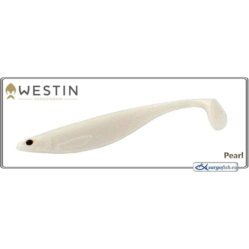Силиконовая приманка WESTIN ShadTeez 10 - 510
