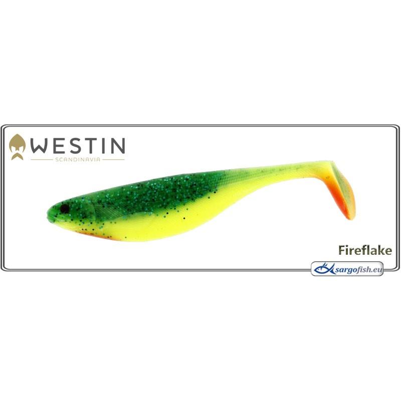 Силиконовая приманка WESTIN ShadTeez 12 - 314