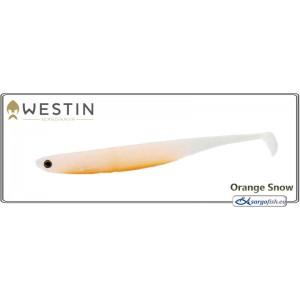 Силиконовая приманка WESTIN KickTeez 15 - 363