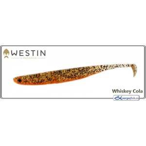 Силиконовая приманка WESTIN KickTeez 15 - 417