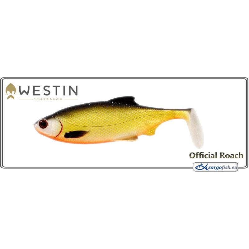 Силиконовая приманка WESTIN Ricky the Roach 14 - 393