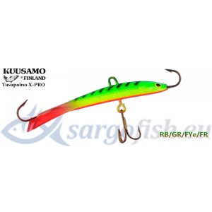 Балансир KUUSAMO Tasapaino X-PRO 60 - RB/GR/FYe/FR