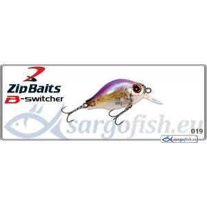 Воблер ZIP BAITS B-Switcher 1.0F - 019