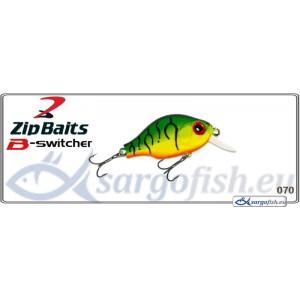 Воблер ZIP BAITS B-Switcher 1.0F - 070