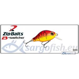 Воблер ZIP BAITS B-Switcher 1.0F - 089