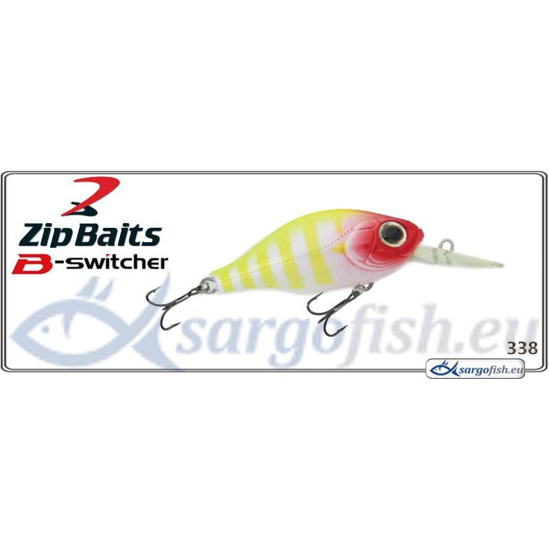 Воблер ZIP BAITS B-Switcher 2.0F - 338