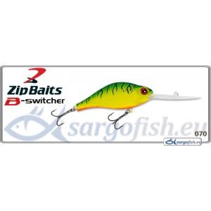 Воблер ZIP BAITS B-Switcher 4.0F - 070