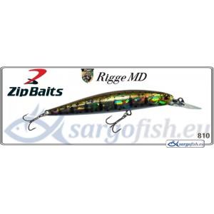 Воблер ZIP BAITS Rigge MD 86SS - 810