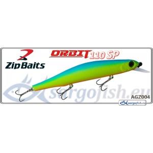 Воблер ZIP BAITS Orbit 110SP - AGZ004