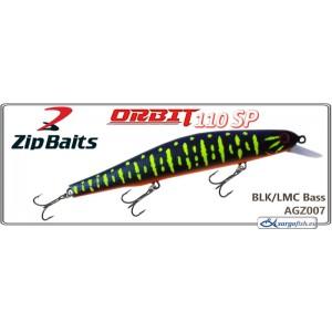 Воблер ZIP BAITS Orbit 110SP - AGZ007
