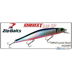 Воблер ZIP BAITS Orbit 110SP - AGZ008