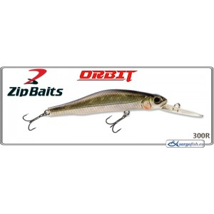 Воблер ZIP BAITS Orbit DR 80SP - 300R