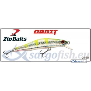 Воблер ZIP BAITS Orbit SR 80SP - 216R