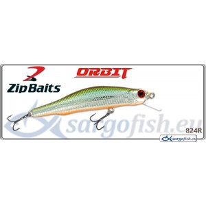 Воблер ZIP BAITS Orbit SR 80SP - 824R