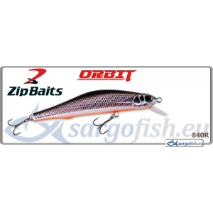 Воблер ZIP BAITS Orbit SR 80SP - 840R