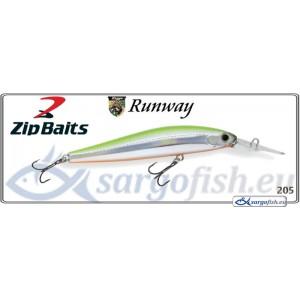 Воблер ZIP BAITS Runway MD 93SS - 205