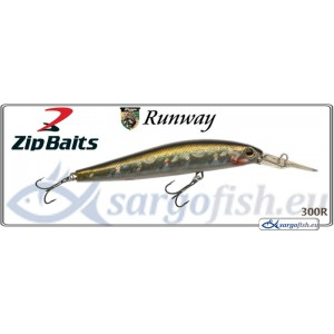 Воблер ZIP BAITS Runway MD 93SS - 300R