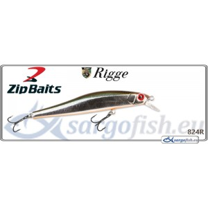 Воблер ZIP BAITS Rigge 90F - 824R