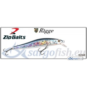 Воблер ZIP BAITS Rigge 90F - 826R