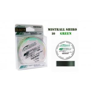 Плетеная леска MISTRALL Shiro gr - 0.19