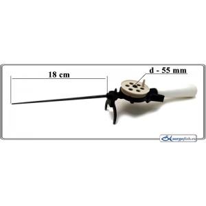 Удочка HFB-5P 18/7cm - d=55mm W